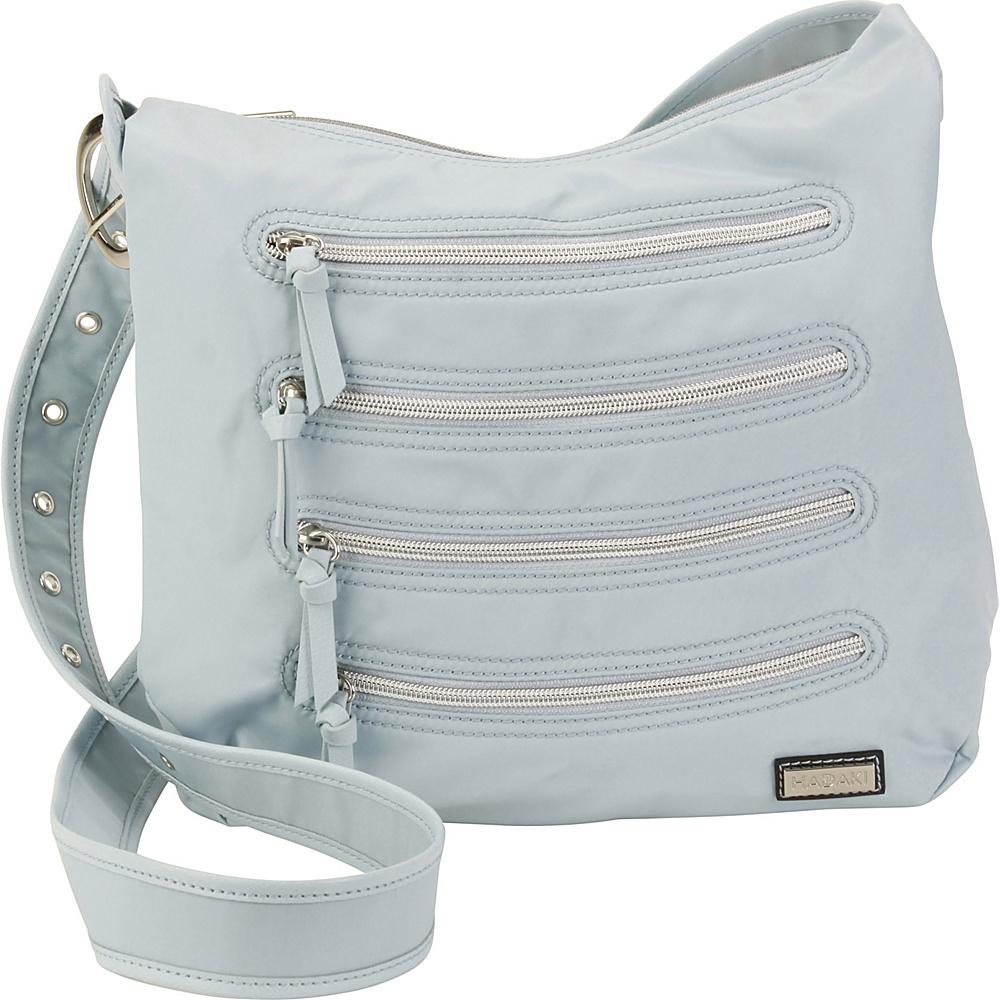Hadaki Nylon Millipede Tote Gray - Hadaki Fabric Handbags - Handbags, Fabric Handbags