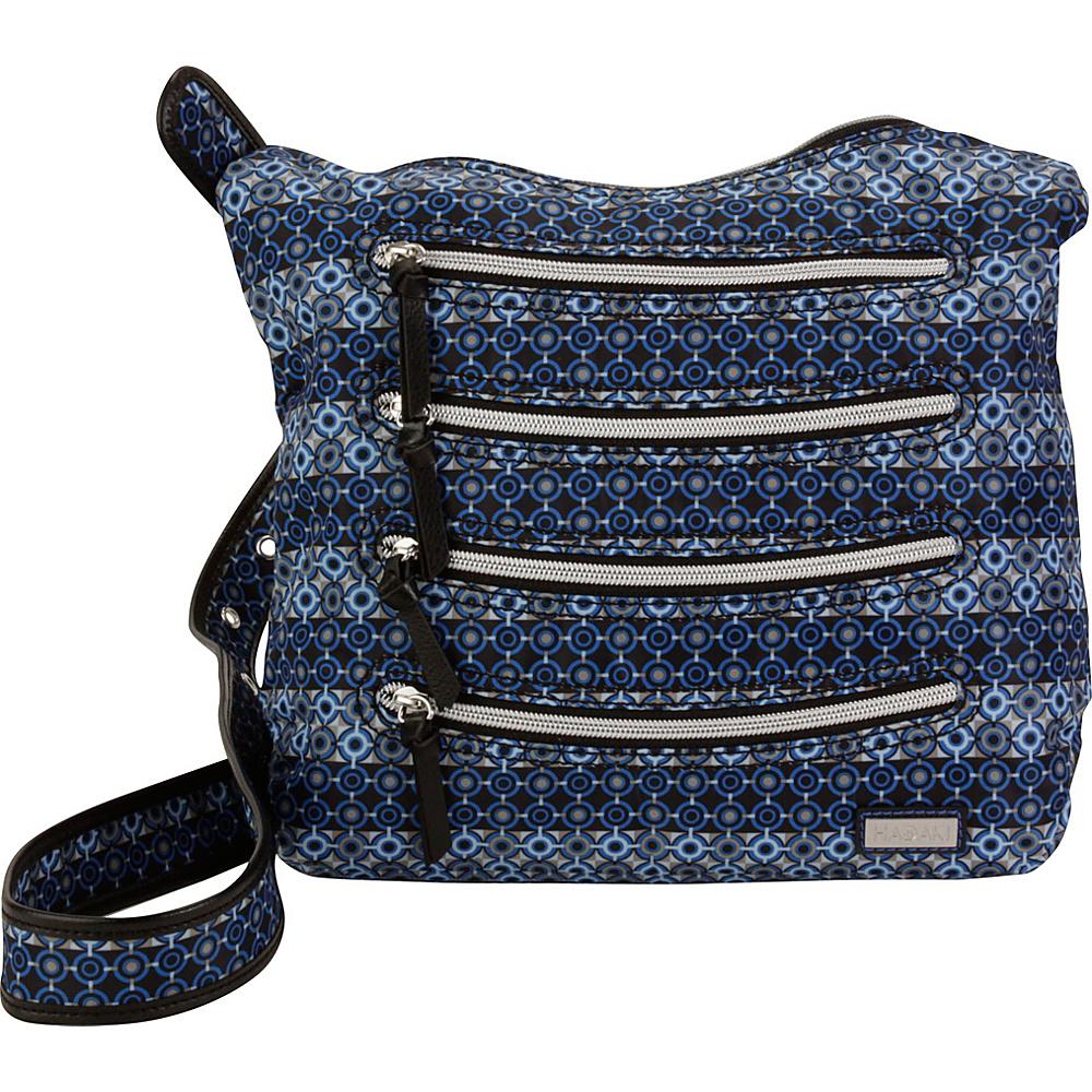 Hadaki Nylon Millipede Tote Grid - Hadaki Fabric Handbags - Handbags, Fabric Handbags