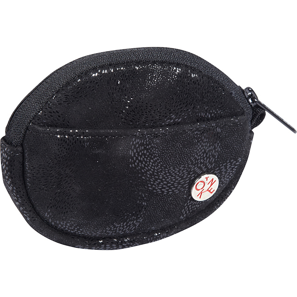 TOKEN Leather Token Coin Purse Black - TOKEN Women's Wallets