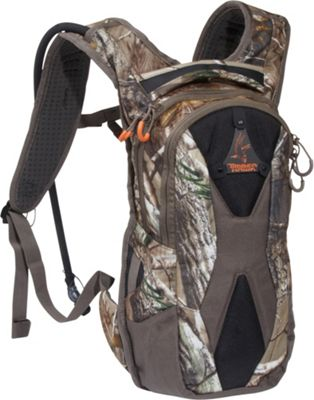 Timber Hawk Spike Hunting Hydration Pack Realtree All Purpose Green - Timber Hawk Hydration Packs