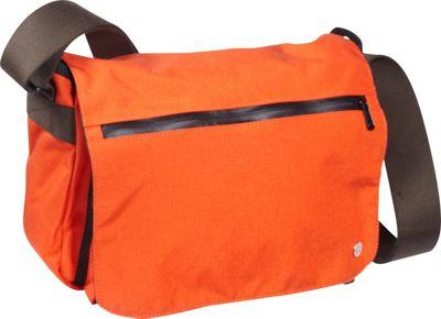 TOKEN Cypress Shoulder Bag Orange - TOKEN Messenger Bags