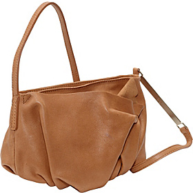 The Drape Crossbody Toffee
