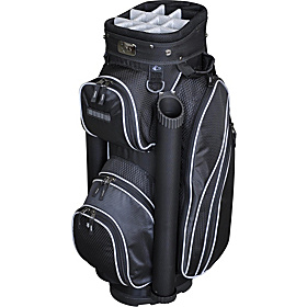 EX-350 Cart Bag- Black  Black