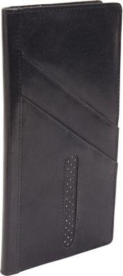 Dopp RFID Black Ops Passport Travel Wallet Black - Dopp Travel Wallets