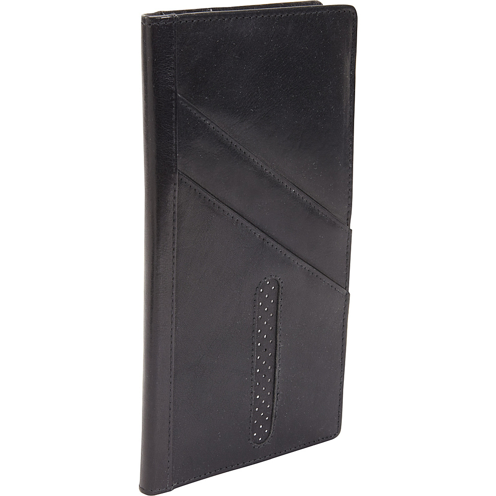 Dopp RFID Black Ops Passport Travel Wallet Black - Dopp Travel Wallets