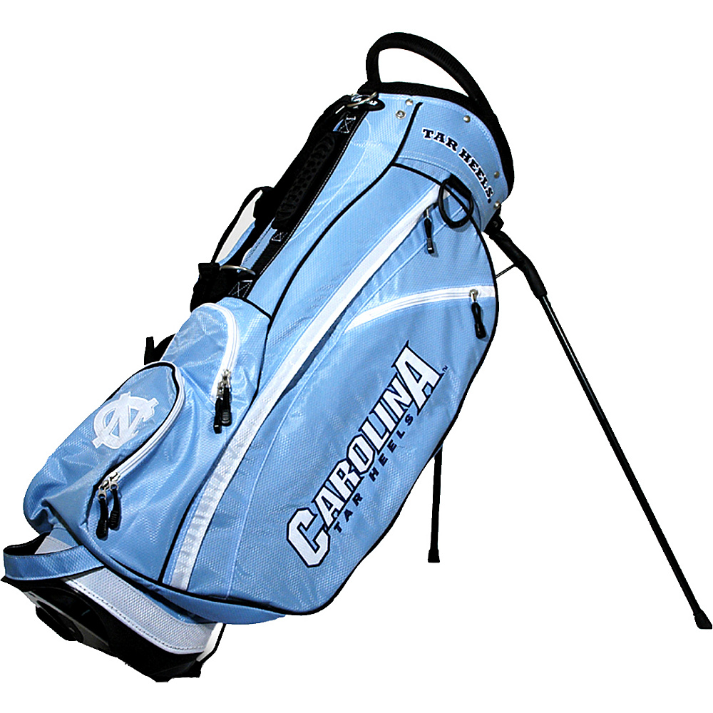 Team Golf USA NCAA University of North Carolina Tar Heels Fairway Stand Bag Blue - Team Golf USA Golf Bags