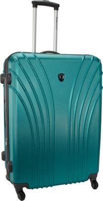 "Traveler's Choice 28"" Hardside Lightweight Spinner Luggage ..."