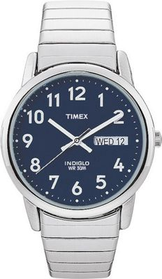 Timex Men's Expansion Watch Silver - Timex Watches