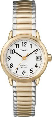 Timex Women's Expansion Watch Silver tone and Gold tone - Timex Watches