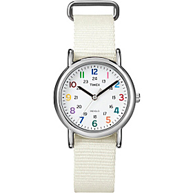 Women's Weekender Watch White