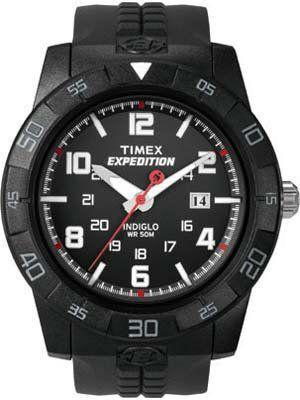 Timex Men's Expedition Watch Black - Timex Watches
