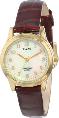 Timex Women's Dress Watch Gold tone - Timex Watches