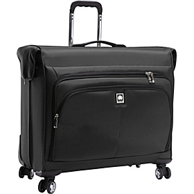 Helium Ultimate Spinner Trolley Garment Bag Black