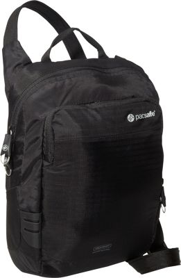 Pacsafe VentureSafe 200 GII Anti-Theft Travel Bag Black - Pacsafe Other Men's Bags