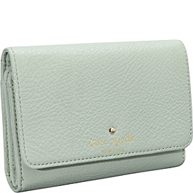 Cobble Hill Carol Continental Wallet Dusty Mint
