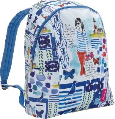 Miquelrius Jordi Labanda Ocean Breeze Backpack Ocean Breeze - Miquelrius Everyday Backpacks