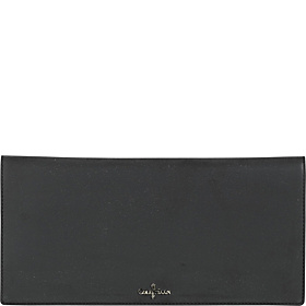 Reflective City Clutch Black