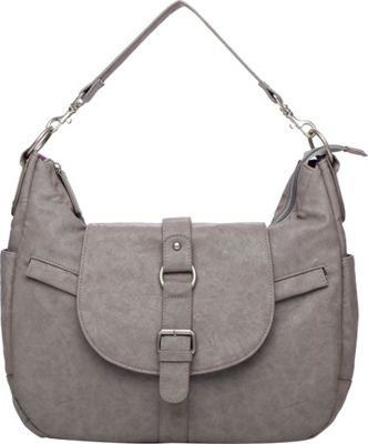 Kelly Moore Hobo with Removable Basket Heather - Kelly Moore Camera Cases