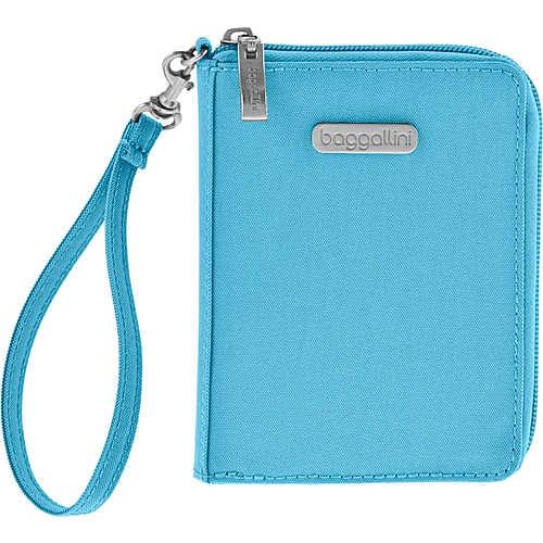 baggallini Passport Case Dolphin - baggallini Travel Wallets