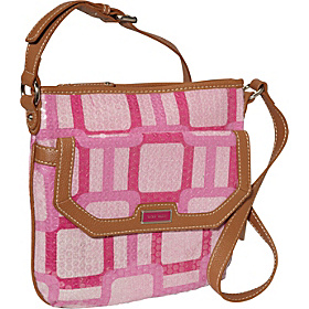 Vegas Signs Photo Print Med Crossbody Rosa