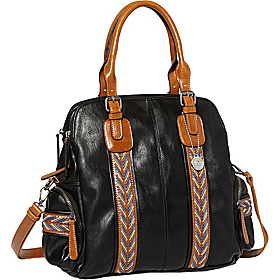 Avalon Satchel Black