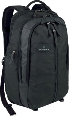 Victorinox Altmont 3.0 Vertical-Zip Laptop Backpack Black - Victorinox Business & Laptop Backpacks