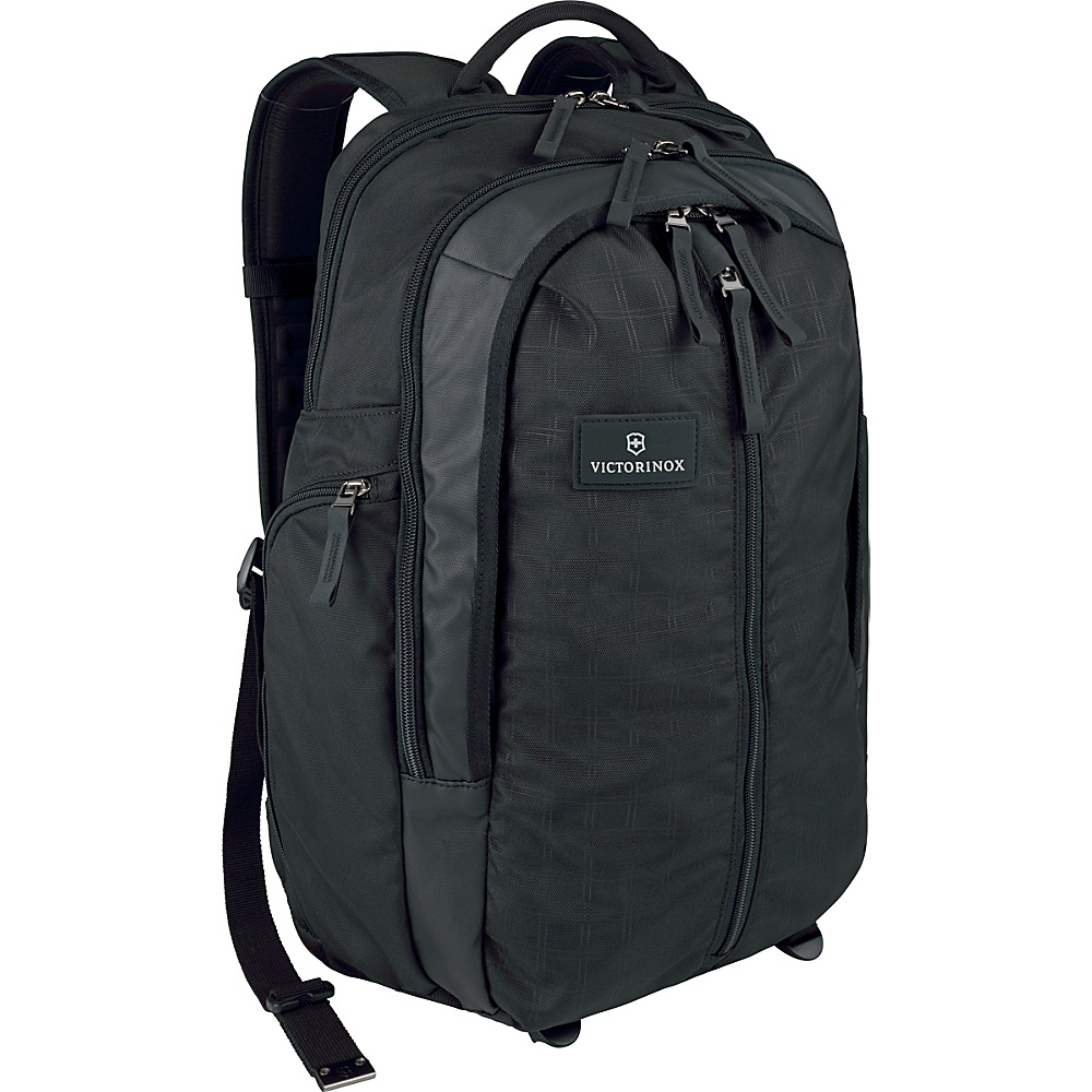 Victorinox Altmont 3.0 Vertical Zip Laptop Backpack Black Victorinox Business Laptop Backpacks
