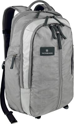 Victorinox Altmont 3.0 Vertical-Zip Laptop Backpack Gray - Victorinox Business & Laptop Backpacks