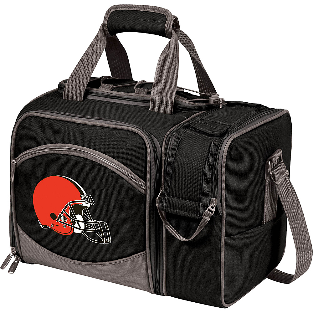 Picnic Time Cleveland Browns Malibu Insulated Picnic Pack Cleveland Browns - Picnic Time Outdoor Coolers - Outdoor, Outdoor Coolers