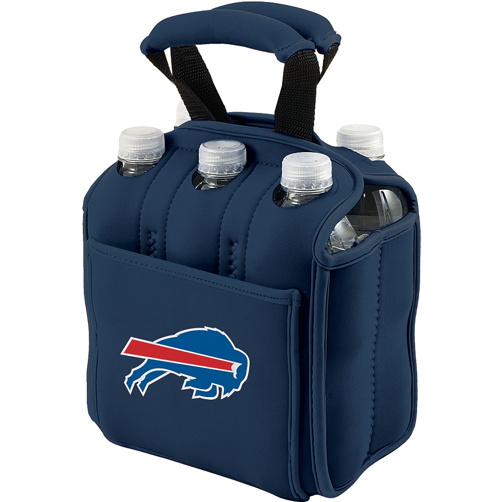 Picnic Time Buffalo Bills Six Pack Buffalo Bills Navy - Picnic Time Outdoor Accessories - Outdoor, Outdoor Accessories