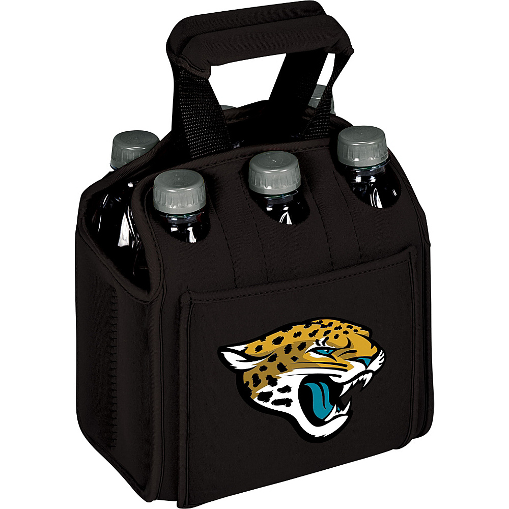 Picnic Time Jacksonville Jaguars Six Pack Jacksonville Jaguars - Picnic Time Outdoor Accessories - Outdoor, Outdoor Accessories