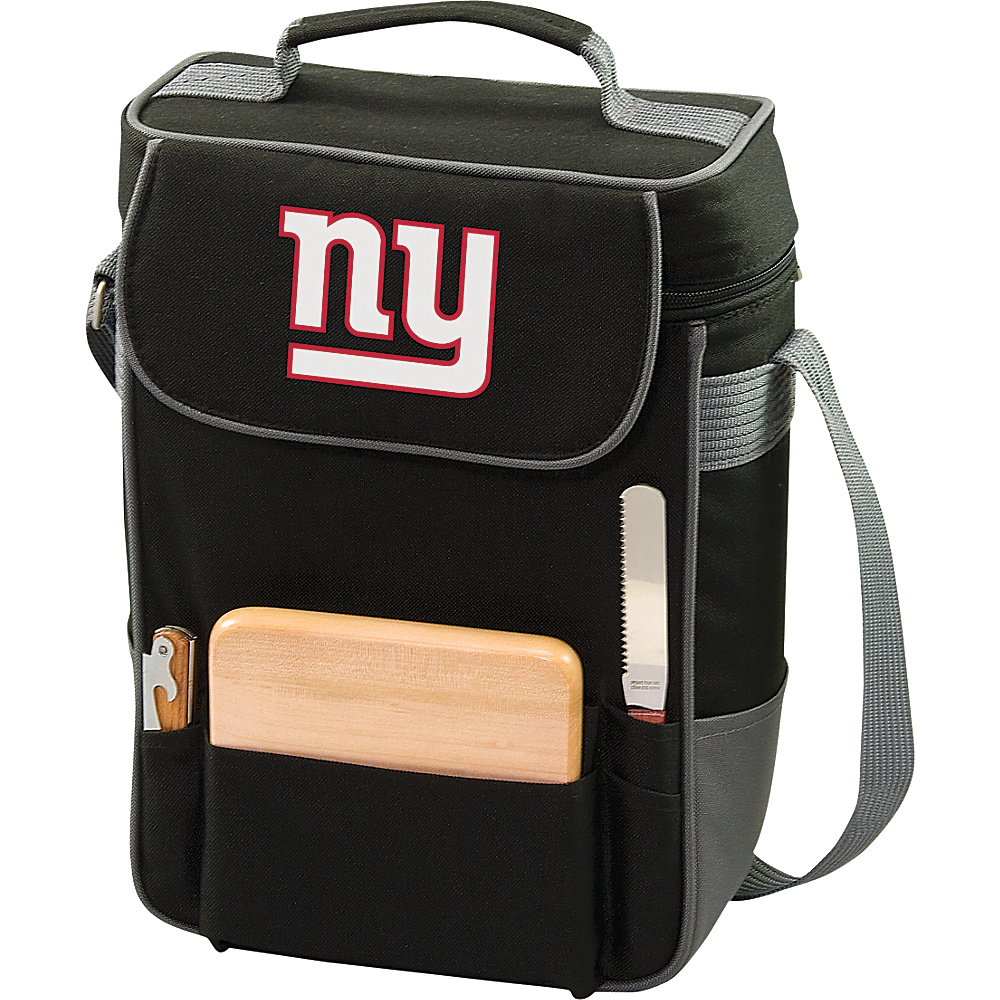 Picnic Time New York Giants Duet Wine & Cheese Tote New York Giants - Picnic Time Outdoor Coolers - Outdoor, Outdoor Coolers