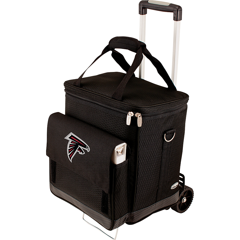 Picnic Time Atlanta Falcons Cellar w/Trolley Atlanta Falcons - Picnic Time Outdoor Coolers - Outdoor, Outdoor Coolers