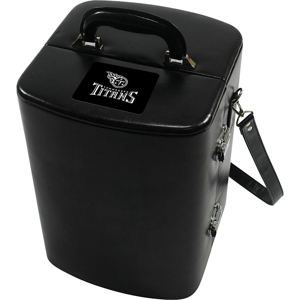 Picnic Time Tennessee Titans Manhattan Cocktail Case Tennessee Titans - Picnic Time Outdoor Accessories - Outdoor, Outdoor Accessories