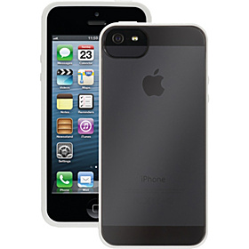 iPhone 5 Reveal Case White/Clear
