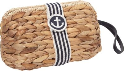 Straw Studios Bar Harbor Clutch
