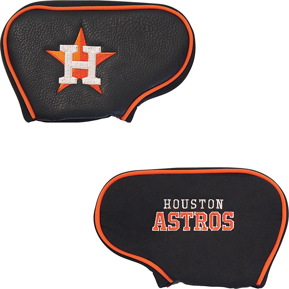 Team Golf USA Houston Astros Blade Putter Cover Team Color - Team Golf USA Golf Bags