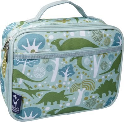 Wildkin Dino-mite Lunch Box Dino-mite - Wildkin Travel Coolers 10246807