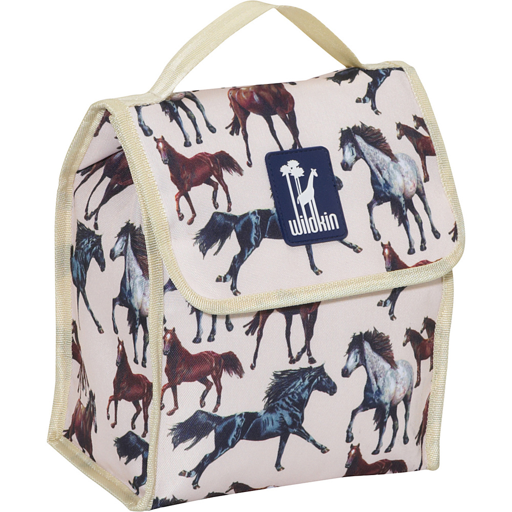 Wildkin Olive Kids Lunch Bag Horse Dreams - Wildkin Travel Coolers - Travel Accessories, Travel Coolers
