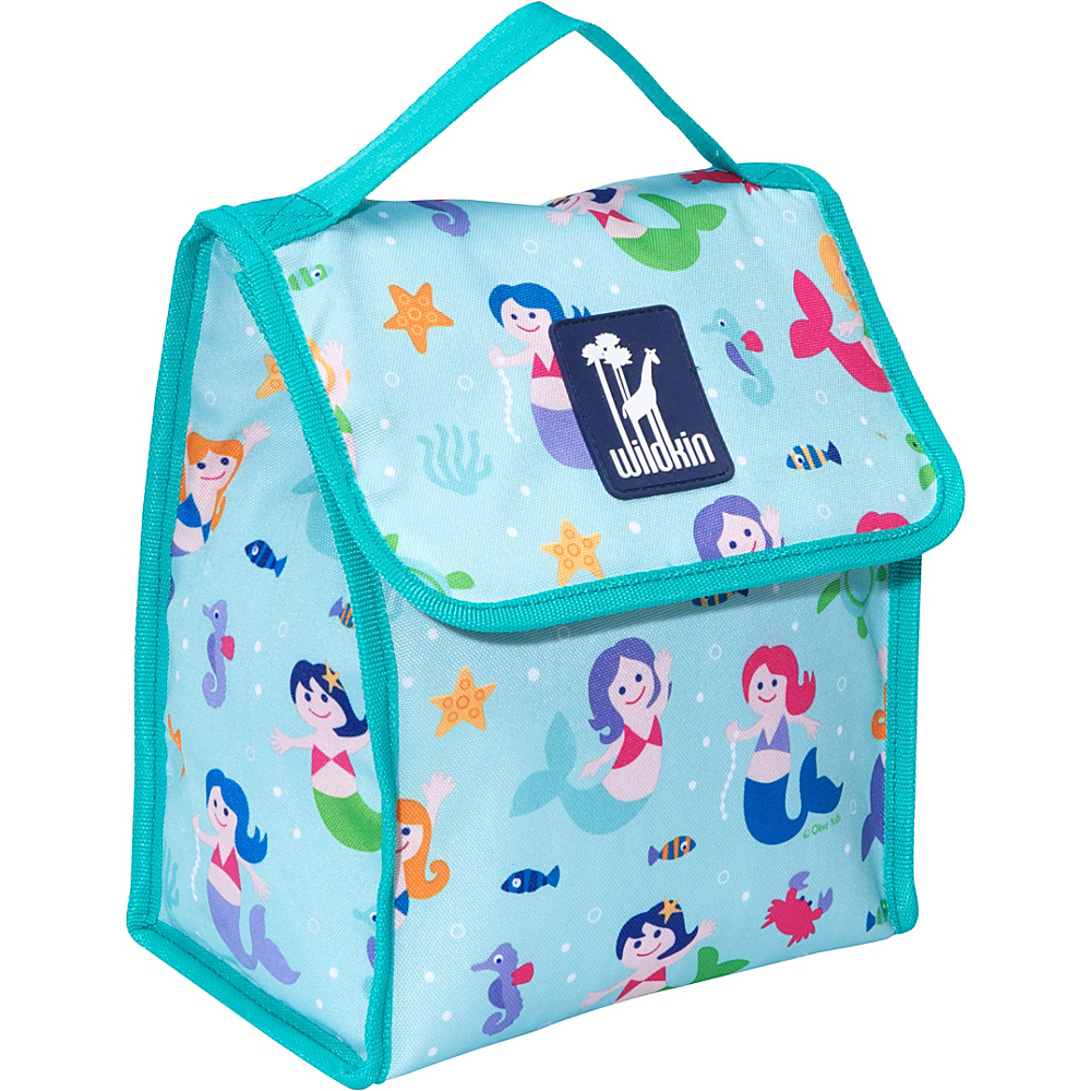 Wildkin Olive Kids Lunch Bag Olive Kids Mermaids - Wildkin Travel Coolers - Travel Accessories, Travel Coolers