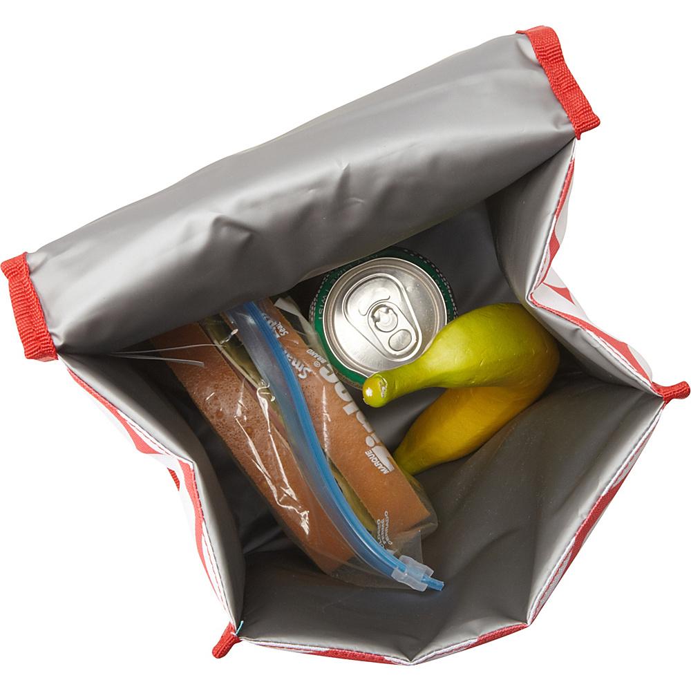 Wildkin Munch n Lunch Bag Olive Kids Robots - Wildkin Travel Coolers