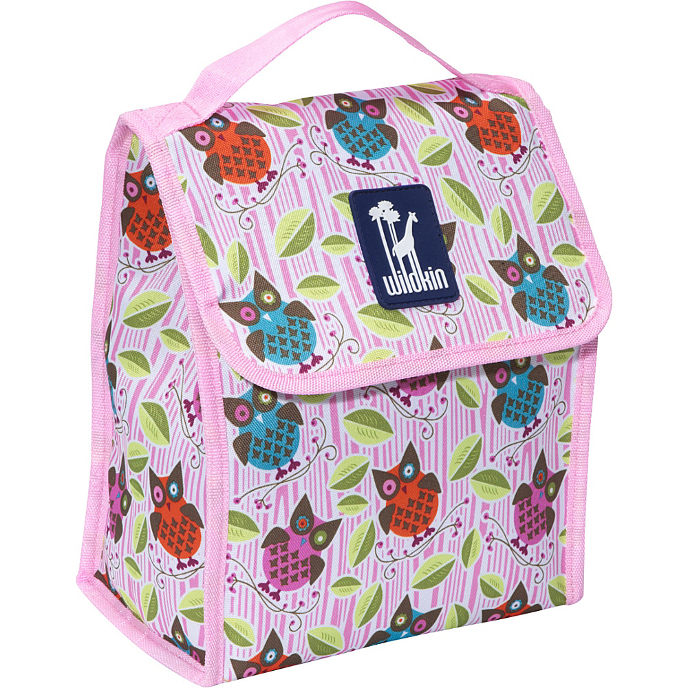 Wildkin Olive Kids Lunch Bag Owls - Wildkin Travel Coolers