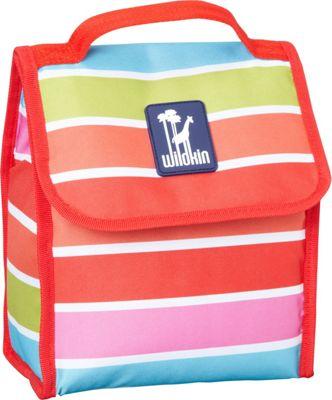 Wildkin Munch n Lunch Bag Bright Stripes - Wildkin Travel Coolers