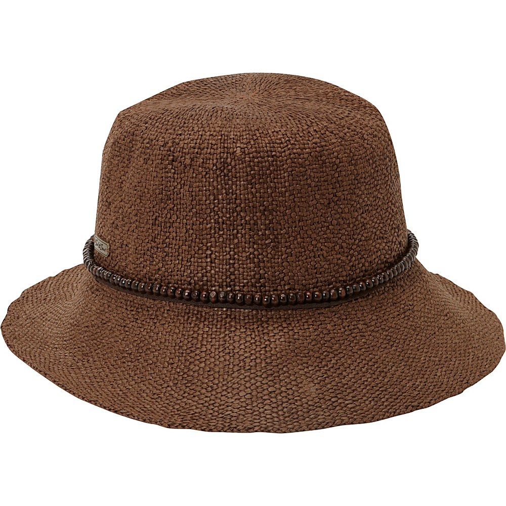 Sun N Sand Bryn One Size - Brown - Sun N Sand Hats/Gloves/Scarves - Fashion Accessories, Hats/Gloves/Scarves