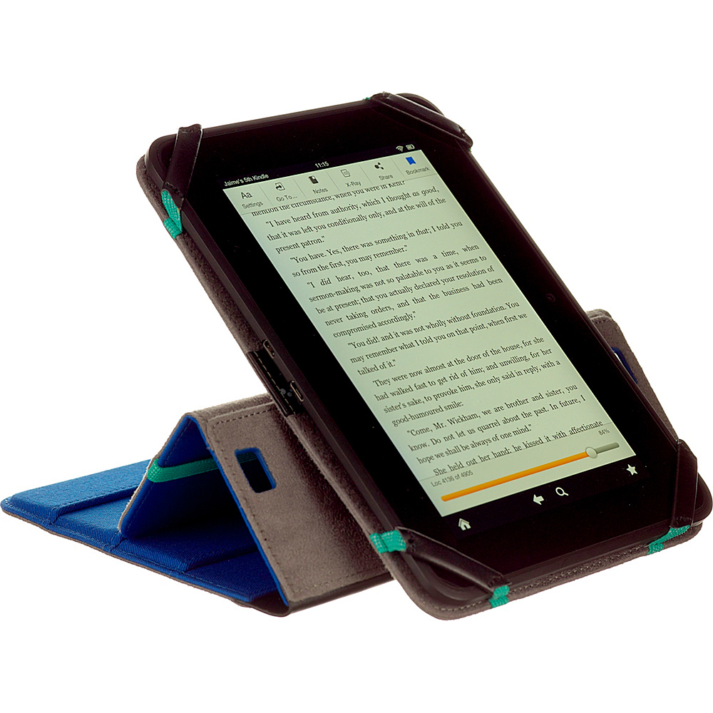 M Edge Trip 360 Case for Kindle Fire HD 7 Cobalt M Edge Electronic Cases