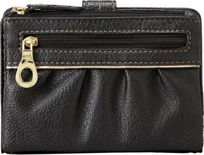 Relic Jenny Multifunction Black Coffee - Relic Women's Wallets