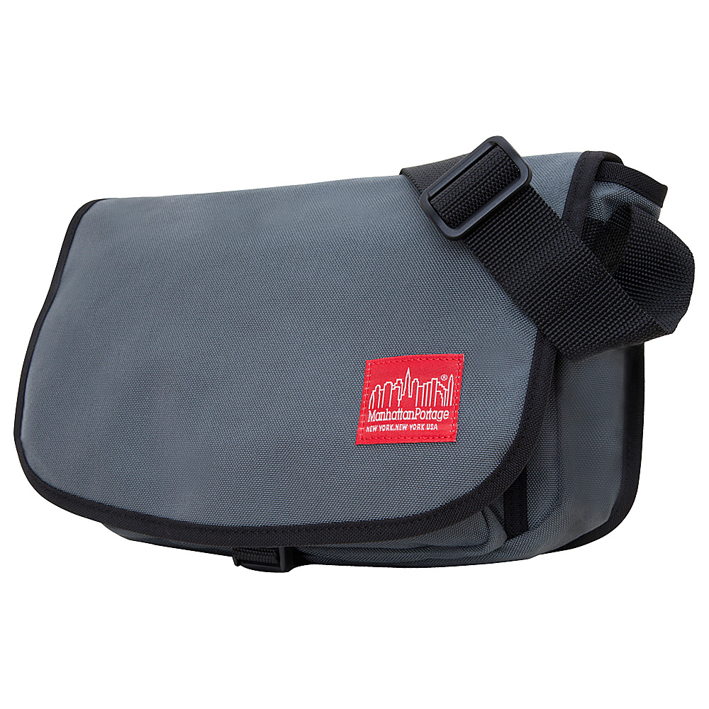 Manhattan Portage Sohobo Bag (SM) Gray - Manhattan Portage Messenger Bags - Work Bags & Briefcases, Messenger Bags