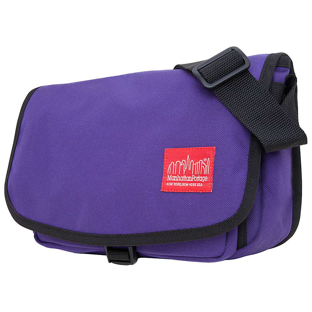 Manhattan Portage Sohobo Bag (SM) Purple - Manhattan Portage Messenger Bags - Work Bags & Briefcases, Messenger Bags