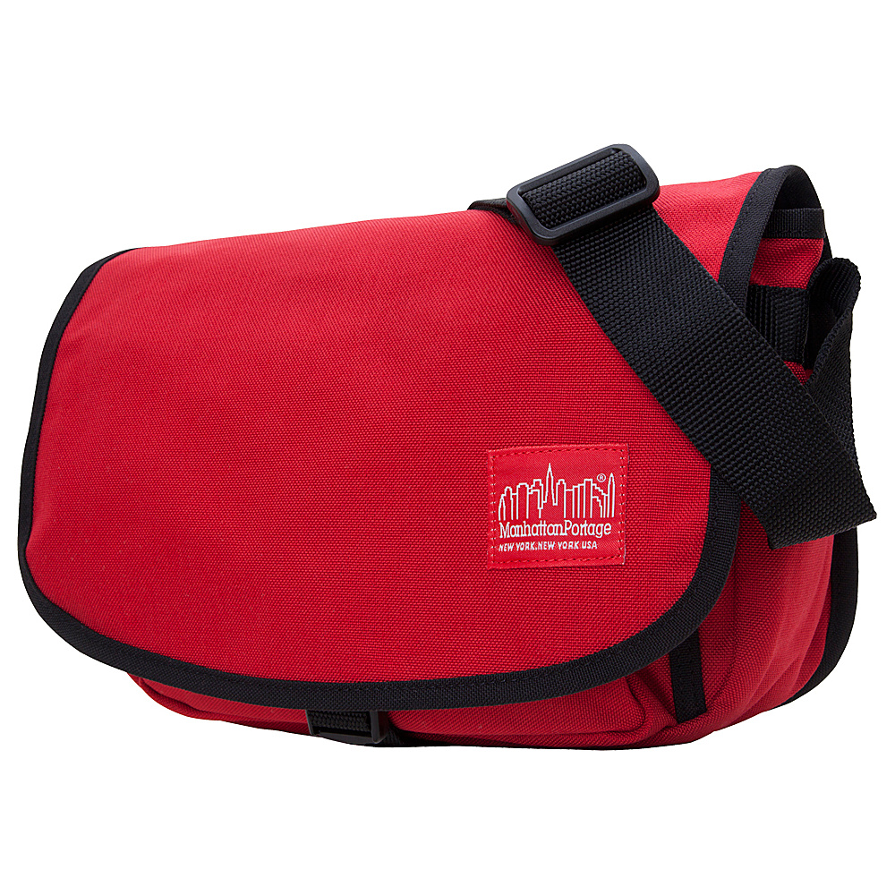 Manhattan Portage Sohobo Bag (SM) Red - Manhattan Portage Messenger Bags - Work Bags & Briefcases, Messenger Bags