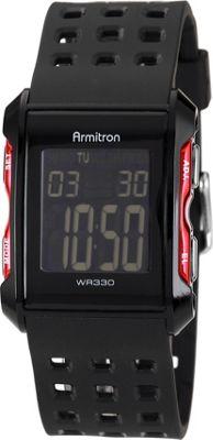 Armitron Sport Watch Black - Armitron Watches
